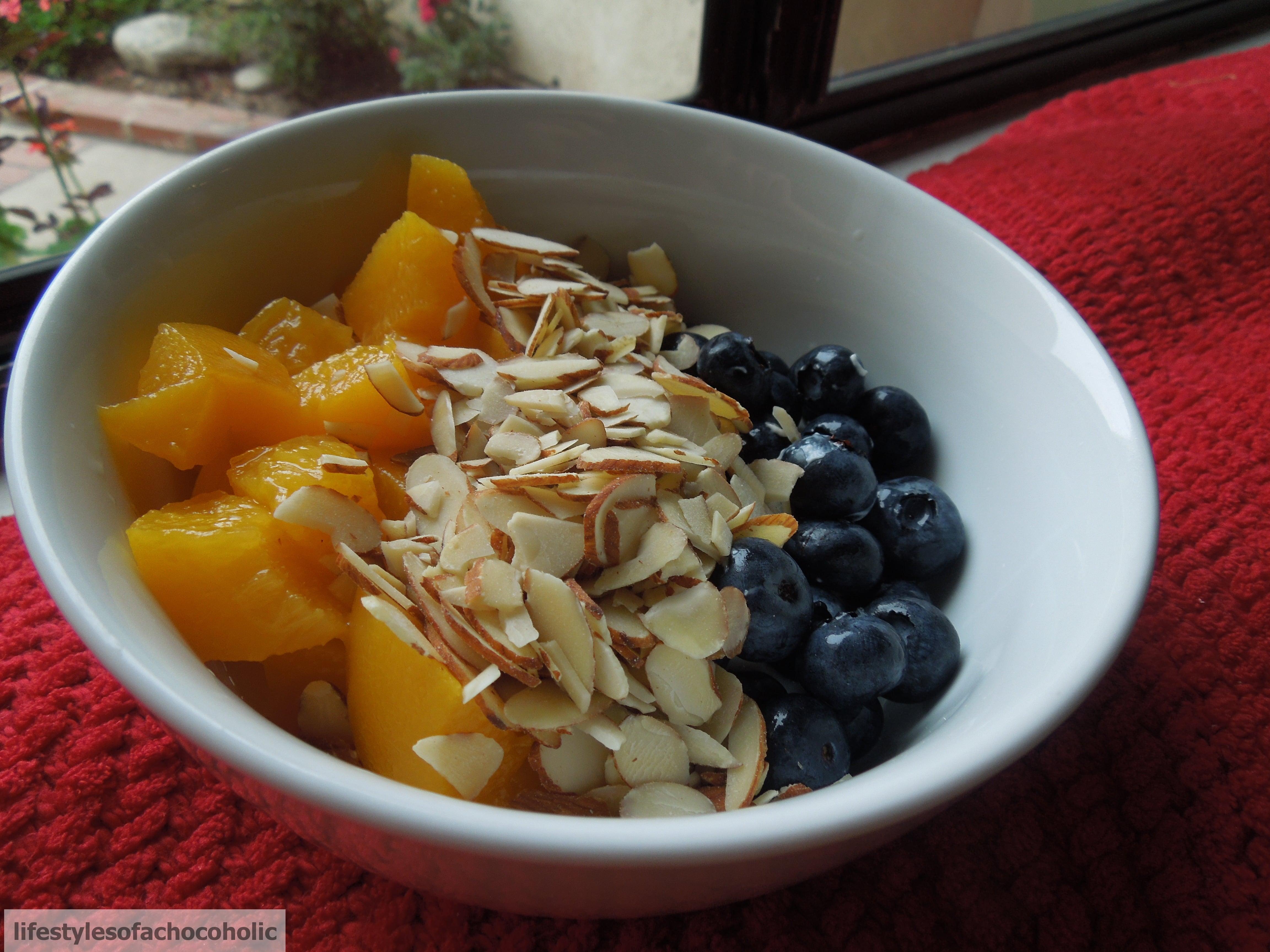 Healthy Breakfast www.confessionsofabakingqueen.com