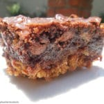 Pretzel Crusted Brownies www.confessionsofabakingqueen.com