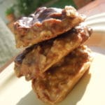 No Bake Chocolate Biscoff Cookies www.confessionsofabakingqueen.com