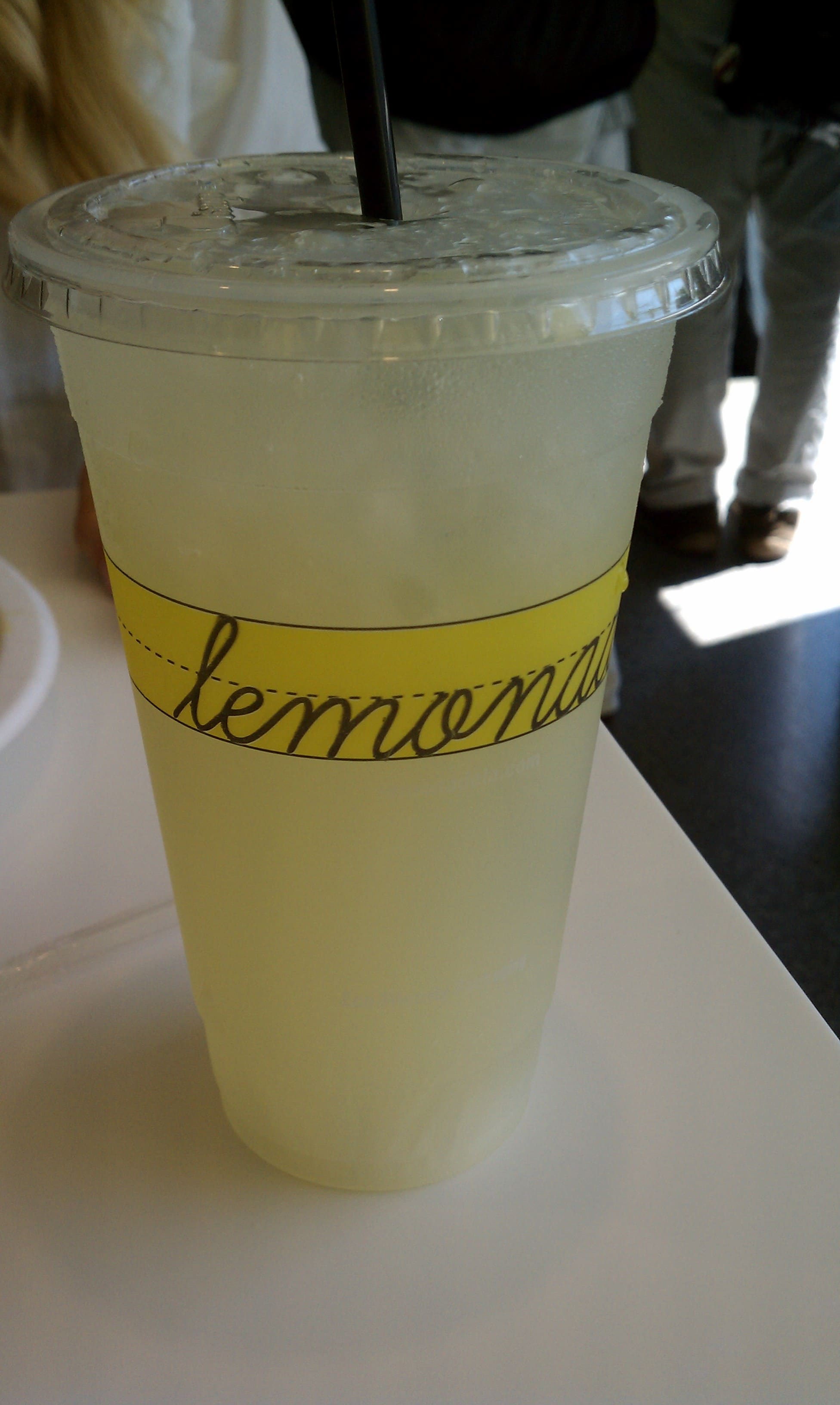 Lemonade, West Hollywood Review www.confessionsofabakingqueen.com