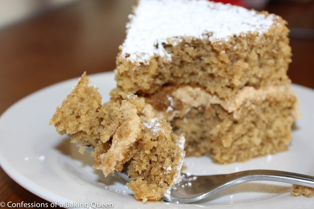 English Coffee Cake