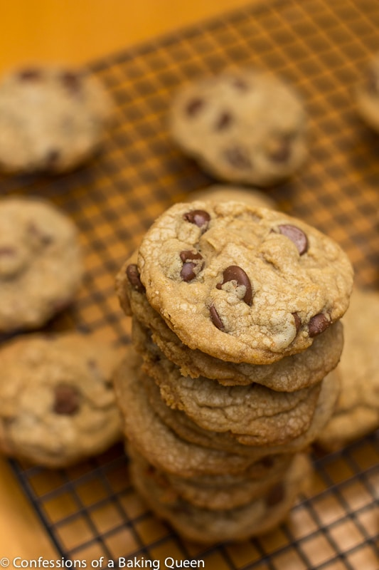Cookie Butter Pudding Cookies