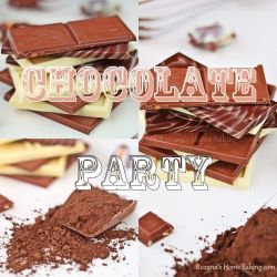 chocolate-party
