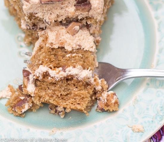 Heath Bar Crunch Cake Recipe