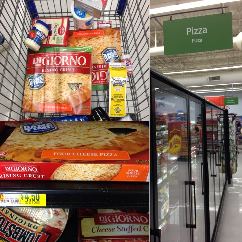 Football or Football Time with Digiorno Pizza & Homemade Ranch #GameTimeGoodies, #shop, #cbiasq