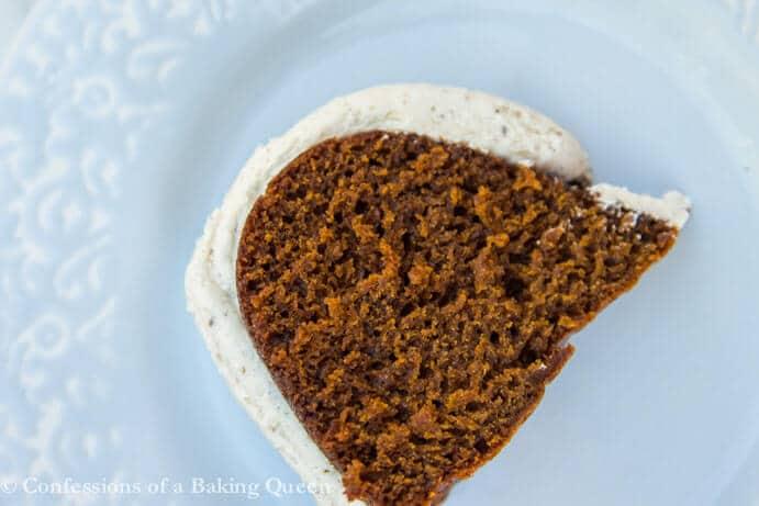 Guinness Gingerbread Cake Recipe