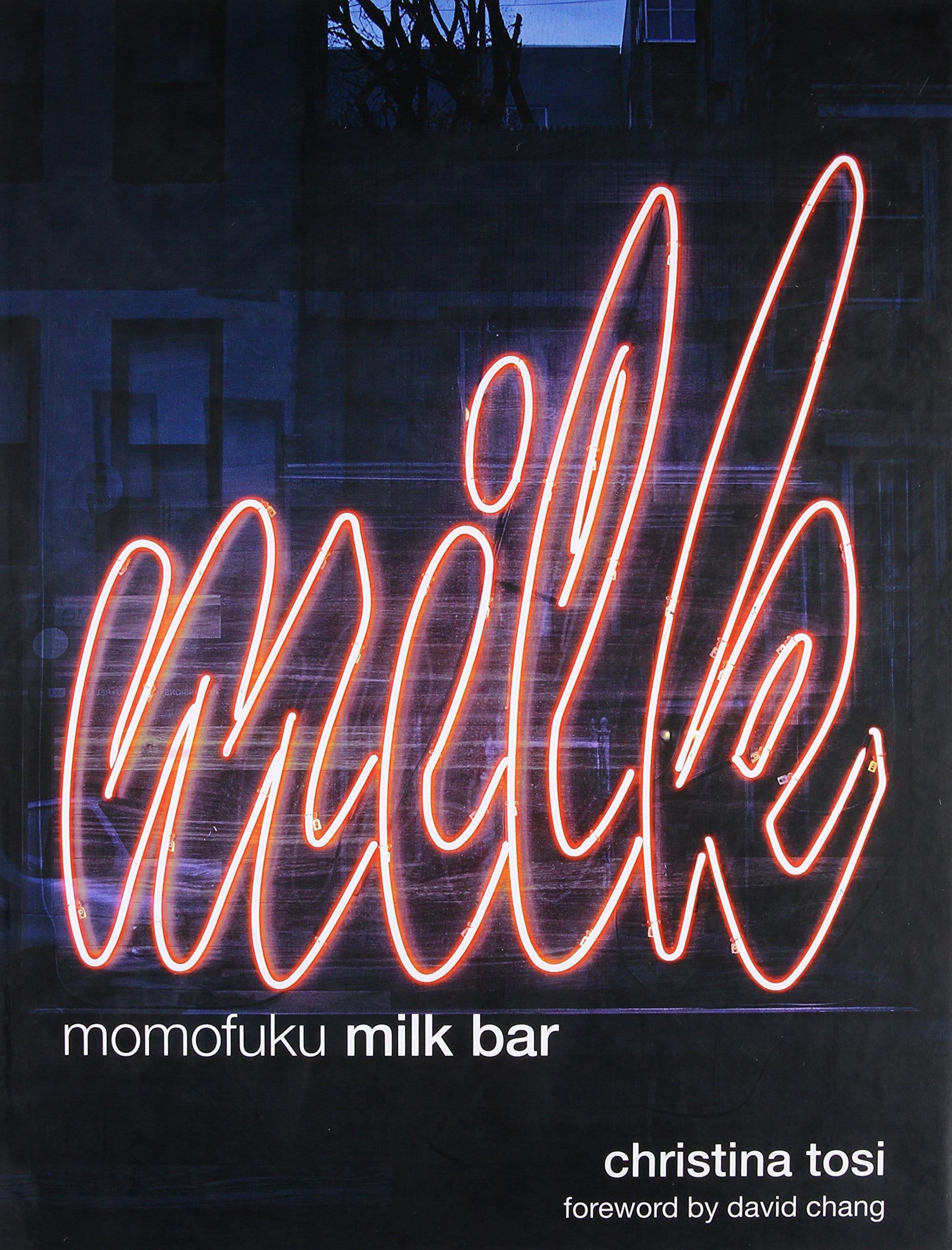 milk bar book