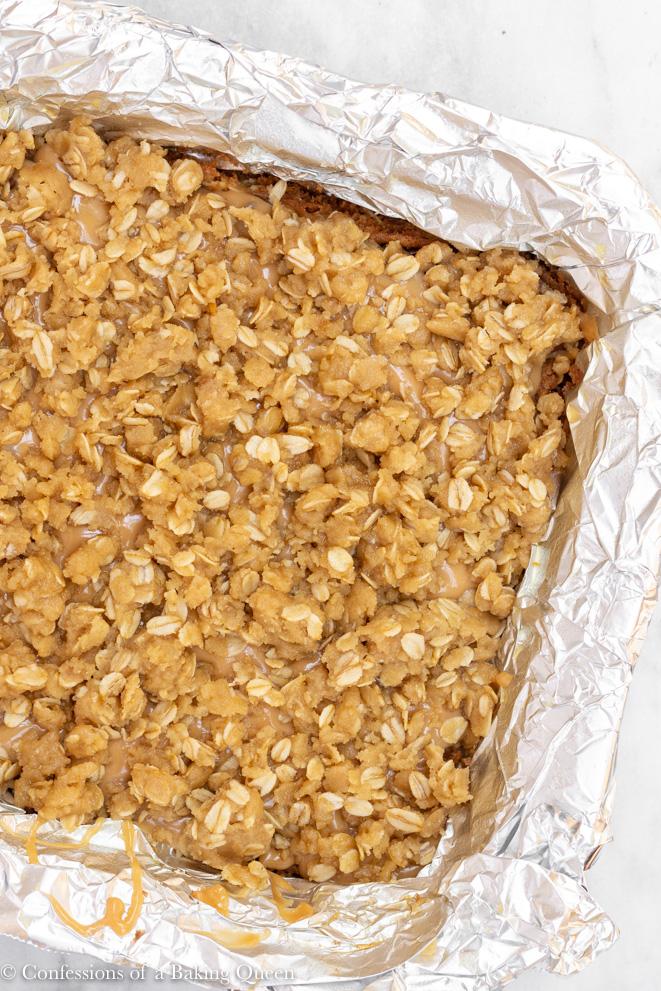 carmelitas recipe before baking