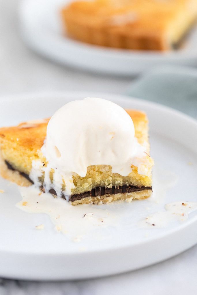 Orange Chocolate Frangipane Tart Confessions Of A Baking Queen