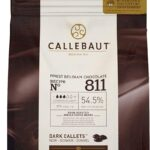 dark chocolate callets