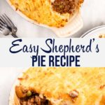 Shepherds Pie Pinterest Image