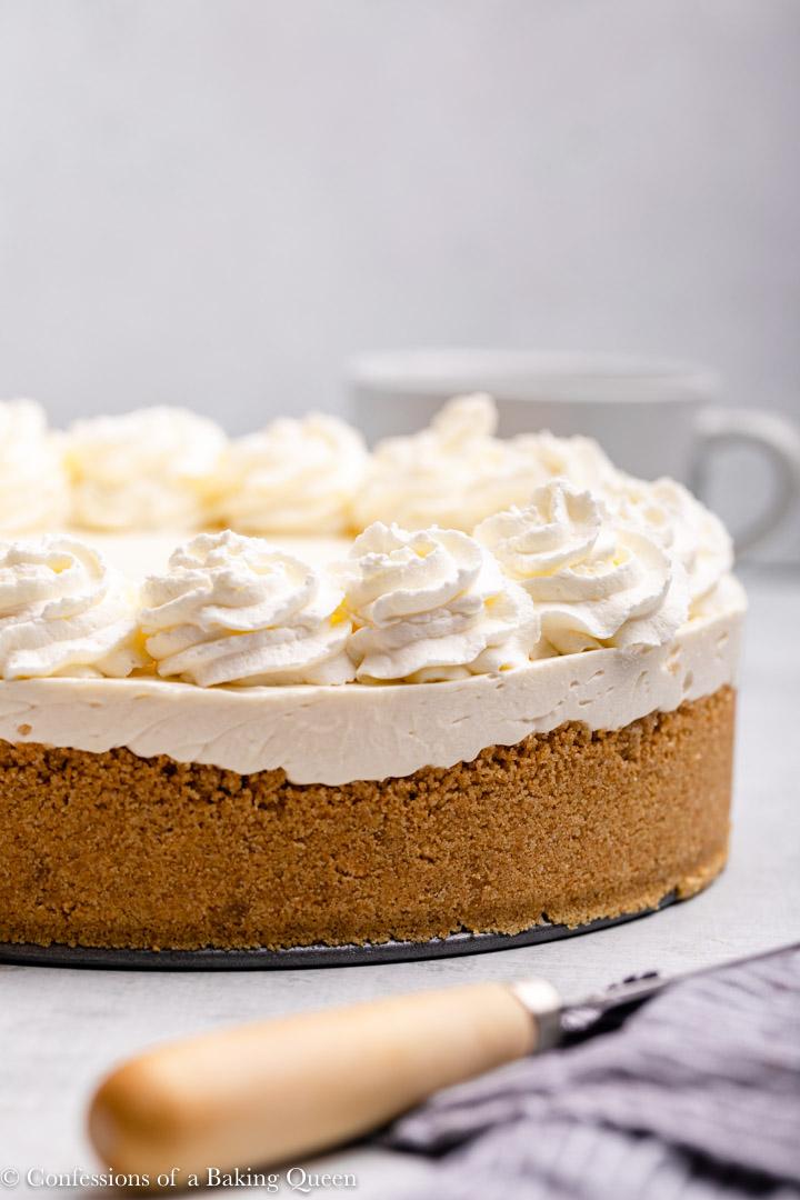 No Bake Cheesecake Filling Recipe