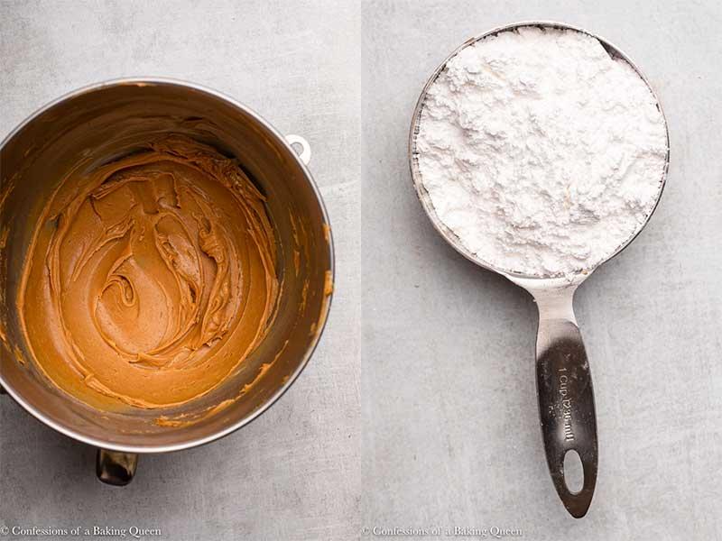 peanut butter ball recipe steps